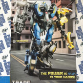 Transformers: Power Core Combiners Skyburst 15×24 inch Double-Sided Promotional Poster [A64]