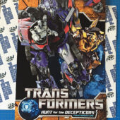 Transformers: Hunt for the Decepticons 15×24 inch Double-Sided Promotional Poster [A65]