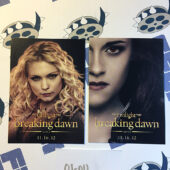 The Twilight Saga: Breaking Dawn Part 2 Set of 2 Character Trading Cards Comic Con Exclusive (2012) [01011]