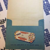 Original War Ration Book Envelope and Food Ration Certificate (1943)