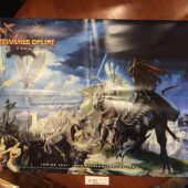 Warhammer Online: Age of Reckoning 28×20 inch Double-Sided Promotional Game Poster (2007) [12122]
