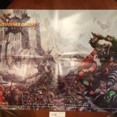 Warhammer Online: Age of Reckoning 28×20 inch Double-Sided Promotional Game Poster (2007) [12123]