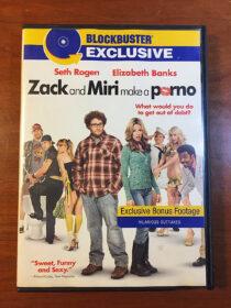 Zack and Miri Make a Porno Blockbuster Exclusive DVD Edition