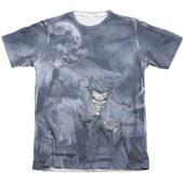 DC Comics Catch the Joker T-Shirt Design BM2299