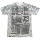 DC Comics Batman with Joker's Last Laugh T-Shirt BM2517