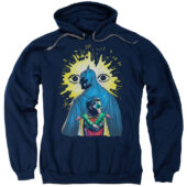 DC Comics Batman and Robin the Watchers Pullover BM2689