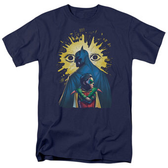 DC Comics Batman and Robin the Watchers T-Shirt BM2689
