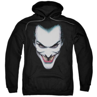 DC Comics Joker Portrait by Alex Ross Pullover BM2829