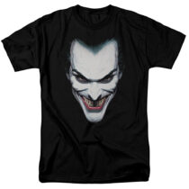 DC Comics Joker Portrait by Alex Ross Short Sleeve T-Shirt BM2829