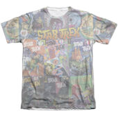 Star Trek: The Original TV Series Classic Comics T-Shirt CBS1290