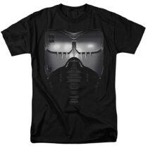 RoboCop Subtle Armor Short Sleeve T-Shirt MGM212