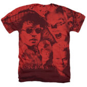 The Lost Boys Red Collage WBM975