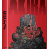 Akira Classic Anime Movie 4K UHD + Blu-ray Limited Edition 3-Disc Collection