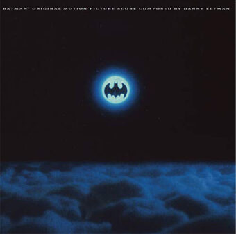 Batman: Original Motion Picture Soundtrack Score Solid Turquoise Limited Vinyl Edition (2021)