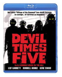 Devil Times Five Special Blu-ray Edition