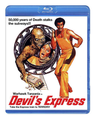 Devil's Express Special Blu-ray Edition