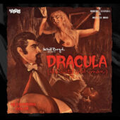 Dracula (The Dirty Old Man) Original Motion Picture Soundtrack CD + DVD