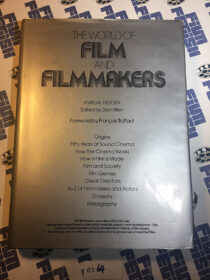 The World of Film and Filmmakers Hardcover Edition (First Printing 1979) [264]