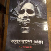 The Final Destination 27×40 inch Original Double-Sided Movie Poster (2009) [D01]