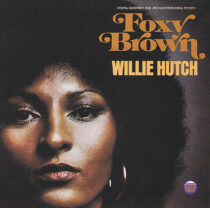 Foxy Brown Original Soundtrack Album Vinyl Edition Willie Hutch
