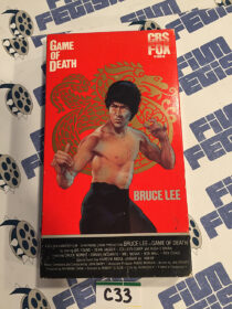 Bruce Lee's Game of Death (VHS Edition, 1990) [C33]