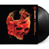 Gears 5 Original Game Soundtrack 2-Disc Illustrated Vinyl Edition