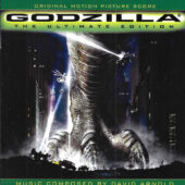 Godzilla: The Ultimate 3-CD Limited Edition Original Motion Picture Soundtrack Composed by David Arnold