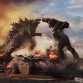 First trailer, poster and preview image from Godzilla vs. Kong