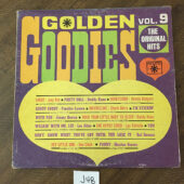 Golden Goodies: The Original Hits Volume 9 Vinyl Edition Roulette Records [J48]