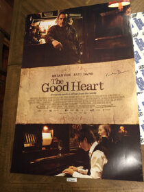 The Good Heart 27×40 inch Original Movie Poster Signed (Autographed) by Paul Dano (2009) [D17]