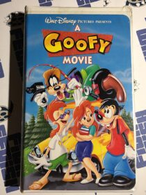 Walt Disney Pictures' A Goofy Movie VHS Edition