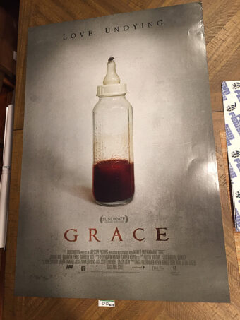 Grace 27×40 inch Original Movie Poster (2009) Paul Solet, Jordan Ladd, Samantha Ferris [D40]
