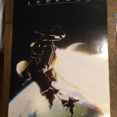 Halo Legends Exclusive 2009 San Diego Comic-Con International Collector's Edition Gaming Poster No. 1 of 7 [D07]