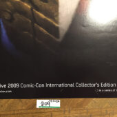 Halo Legends Exclusive 2009 San Diego Comic-Con International Collector's Edition Gaming Poster No. 3 of 7 [D09]