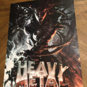 Heavy Metal: The Movie 18×24 inch Promotional Movie Poster [E07]