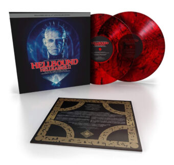 Hellbound: Hellraiser II 30th Anniversary 2-Disc Transparent Red Vinyl Edition