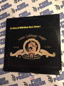 The History of MGM Music Volume 1 2-Disc Vinyl Edition – Ben Hur, How the West Was Won + More (1973) [C40]