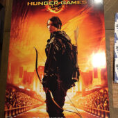 The Hunger Games San Diego Comic-Con 2012 Exclusive 27×40 inch Home Video Movie Poster [D46]