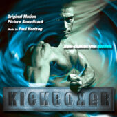 Kickboxer Original Motion Picture Soundtrack Deluxe CD Edition with Bonus Tracks