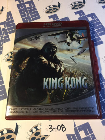 Peter Jackson's King Kong HD DVD Edition