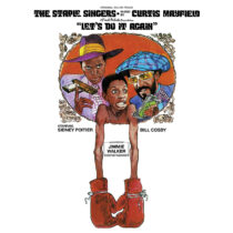 Let's Do It Again Original Motion Picture Soundtrack by The Staples Singers and Curtis Mayfield