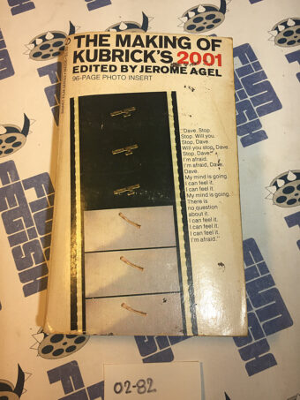 The Making of Kubrick's 2001 Signet Paperback with 96-Page Photo Insert [282]