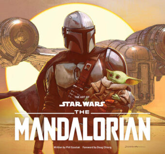 Art of Star Wars: The Mandalorian – Season One Hardcover Edition with Dust Jacket