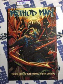 Method Man Graphic Novel (2008) [9235]