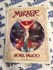 Boris Vallejo Mirage First Edition Paperback (1982) [C54]