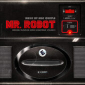 Mr. Robot Original Television Series Soundtrack Volume 3 2-Disc Vinyl Edition