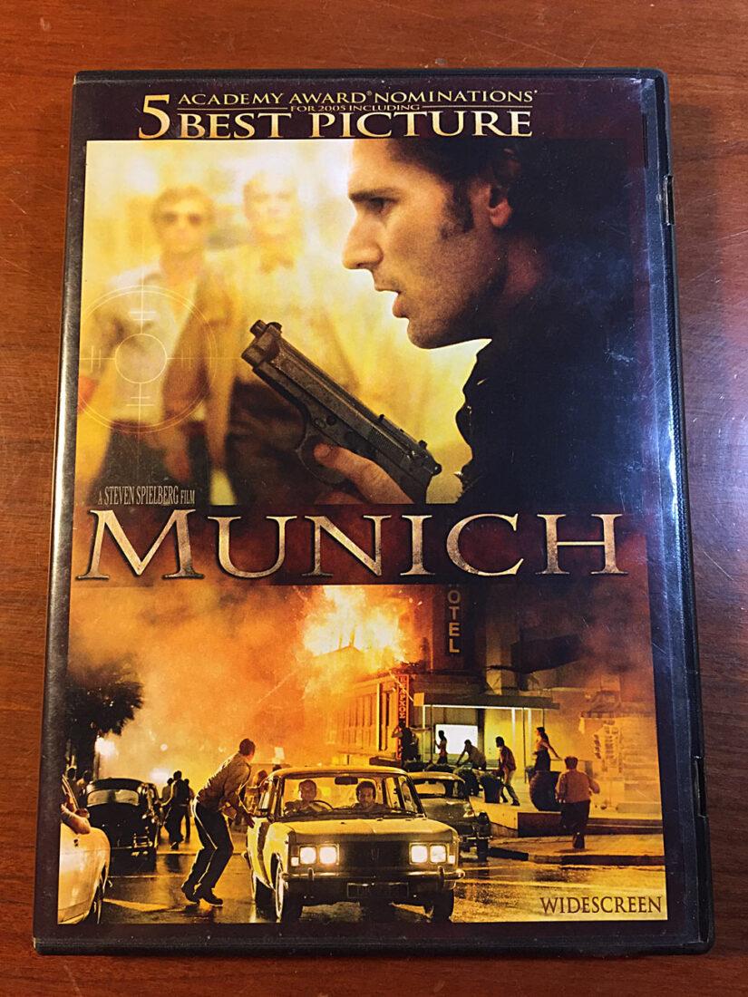 Munich Widescreen DVD Edition