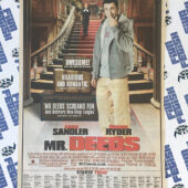 The New York Times Mr. Deeds/Minority Report Original Full Page Newspaper Ads (June 28, 2002) [A19]