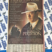 The New York Times Road to Perdition Full Page Newspaper Movie Ads (July 26, 2002) [A37]