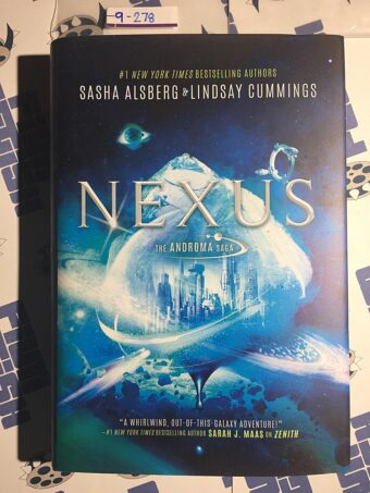 Nexus: The Androma Saga Hardcover Edition [9278]